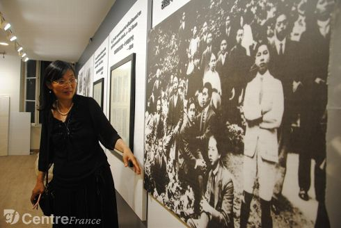 Cinq pièces retraceront l'histoire de grands Chinois venus faire leurs armes en France, notamment     à Montargis, avant de régner sur la Chine.     - Rambaud Ana�